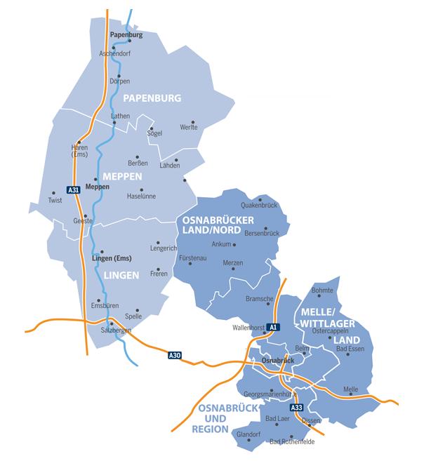 Verbreitungskarte-Anzeigenblatt-Osnabruecker-Nachrichten